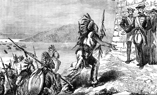 an introduction to the history of the french and indian war The french & indian war introduction in a nutshell by the mid-1700s, france and britain were both playing chicken over who was going to control the major trade routes and native american alliances that were possible in central north america.